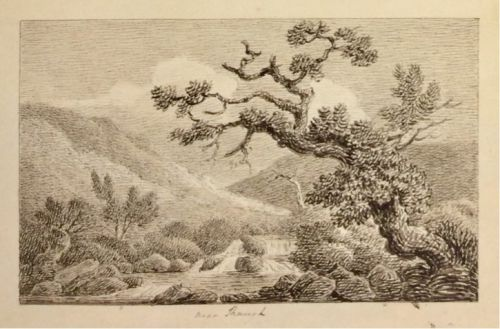Extremely Fine Drawing Book Circa 1814