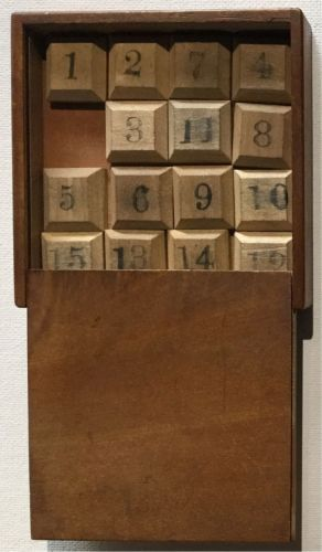 Juvenile Counting Game