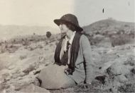 A Woman Traveller On The North-West Frontier