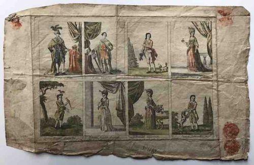 Eight Children of King George III