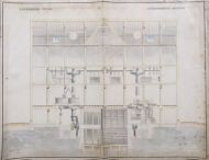 Manuscript Plan of Tottenham Mills Circa 1836
