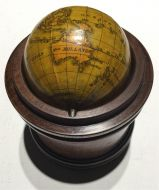 Miniature globe, Lebeque et Cie.