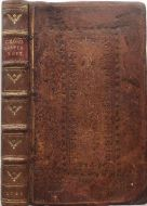 CHOROGRAPHIA BRITANNIAE. Pocket Atlas 1742