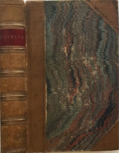 Charlotte Bronte writing as Currer Bell