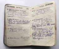 The Trench Diaries of Sergeant Sam Cooke 1914-16.