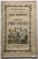The History of Goody Two Shoes: not in BL