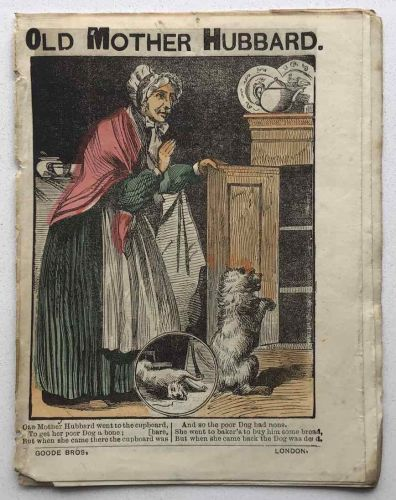 Unrecorded Old Mother Hubbard